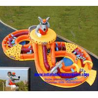 Wholesale Inflatable Jumping Toys Rent Inflatable Fun Heavy Duty Non Toxic Tasteless from china suppliers