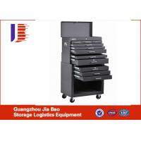 Wholesale Custom Rolling Garage Storage Cabinets , Steel 5 Drawer Tool Cabinet from china suppliers