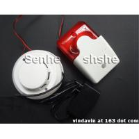 Wholesale 2wired conventional network photoelectric cigarette smoke alarm from china suppliers