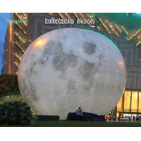 Wholesale Giant 10m Inflatable Light Moon for Party and Stage Decoration from china suppliers
