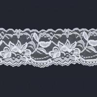 Wholesale ODM and OEM Acceptembroidery Net Voile Lace, Swiss Net Voile Lace (EMB91) from china suppliers