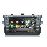 Wholesale Blue tooth Route66 Toyota DVD GPS Car Radio With Touch Screen from china suppliers