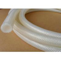 Wholesale High Pressure Polyester Braid Reinforced Silicone Hose Corrosion Resistant FDA from china suppliers