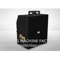 Wholesale Green / Red / Blue Stage Fire Machine , 100W Flame Effect Machine from china suppliers