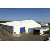 Quality Prefabricated Light Steel Structure Logistic Warehouse for sale