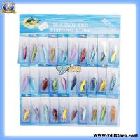 Wholesale 30 PCS Assorted Super Long Short/Sink Rapidly Fishing Lures -89004756 from china suppliers