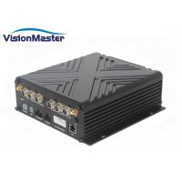 China 8 Channel AHD Hdd Vehicle Mobile DVR PAL/NTSC TV System 12 Months Warranty on sale