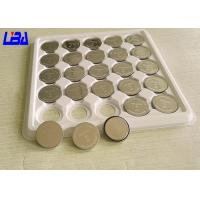 Wholesale Lithium Manganese 3v Coin Battery , Customized Cr2025 Lithium Battery from china suppliers
