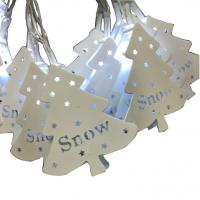 Quality Steel Christmas tree led fairy light for sale