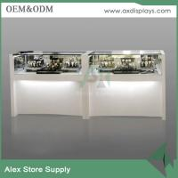 Wholesale Glass display cabinet watch& jewelry wooden furniture watch showcase display from china suppliers