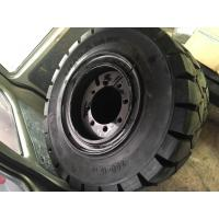 Wholesale Heavy duty forklifts rubber fork lift tyres / forklift truck spare parts from china suppliers
