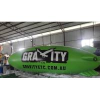 Wholesale Festival Customized Inflatable Advertising Balloons For Wedding Logo Printing 8m Blimp from china suppliers