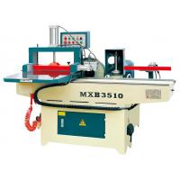 Wholesale MX3515B Semi automatic shaper comb tenon wood finger joint machine from china suppliers