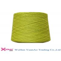 Wholesale Ring Spun or TFO Dyed Polyester Yarn , Colorful Polyester Spun Yarn from china suppliers