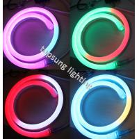 Wholesale 24V low voltage led digital neon light 14*26mm neon flex lights from china suppliers
