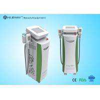 Wholesale Supersonic cryo cooling therapy cryolipolysis device 10.4 LED screen from china suppliers