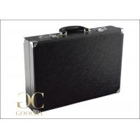 Quality 24 Watches Carrying Leather Watch Storage Box 443 x 309 x 98 mm Size 3 kg Weight for sale