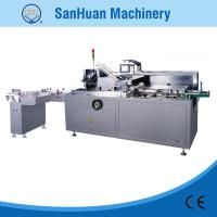 Wholesale Round / Square Bottle Automatic Cartoning Machine With Auto Feeding And Packing from china suppliers