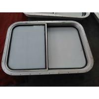 Wholesale Bolted Installation Replacement Marine Sliding Wheel House Aluminum Window from china suppliers