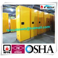 Wholesale Fireproof Industrial Safety Cabinets 22 Gallon For Laboratory Flammable Liquid from china suppliers