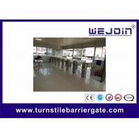 Wholesale RS232 Interface Intelligent Turnstile Barrier Access Control Turnstile Gate from china suppliers