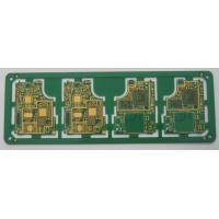 Wholesale 0.8mm Board Thickness and 6-layer PCB with gold finger and HAL Lead Free Rogers Base PCB from china suppliers