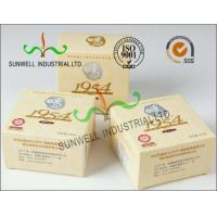 Wholesale Custom Logo Printed Medicine Bottle Packaging Boxes Matt Lamination Varnishing from china suppliers