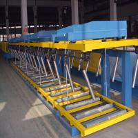 Wholesale Door Frame Automatic Stacking Machine with Man-made Uncoiler from china suppliers