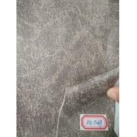 Wholesale Eco Bonded Faux Suede Upholstery Fabric Hot Stampling For Belts from china suppliers
