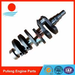 China auto engine parts replacement supplier in China SUZUKI F8D crankshaft for sale
