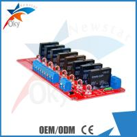 Wholesale 8 Channel SSR Arduino Solid State Relay Shield With Low Level from china suppliers