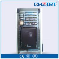 Quality VFD speed control panel energy efficient frequency converter inverter panel variable frequency drive panel cabinet for sale