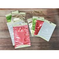 Wholesale Eight Side Plastic Packaging Bags , Self Sealing Plastic Bags Tea Dried Fruit Dog Cat Food from china suppliers