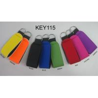 Quality Hot selling Polpular Key Chains with Neoprene strap Fashion Keychains for sale