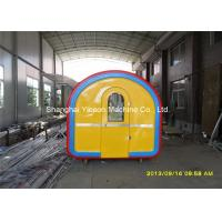Wholesale Yieson Outdoor Fast Food Cart With Griddle Catering Kiosk from china suppliers