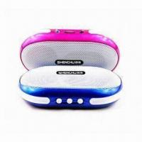 Wholesale Computer Mini Speakers with USB/TF Music Play and Stereo FM Radio from china suppliers