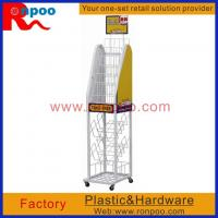 Buy cheap Modern Trade Display,POP Display,Custom wire countertop displays,Showcases & Store Counter from wholesalers