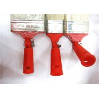 Wholesale Collapsible Pure Bristle Wall Paint Brush With Hollow Plastic Handle / White Bristle from china suppliers