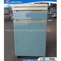 Wholesale CE Approved  ABS Hospital Bedside Cabinet with Drawer , Beside Locker Cabinet (GT-TA039-01) from china suppliers
