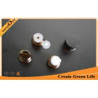 Wholesale Perfume / Oil 1ml Amber Small Glass Vials With Screw Cap And Orifice Reducer from china suppliers