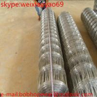 Wholesale low price galvanized cow fence / cow wire mesh from china suppliers