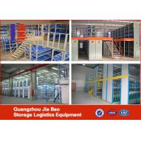 Wholesale Customized Warehouse  Mezzanine Storage Systemsm Galvanized Steel Floor Multi-tier from china suppliers