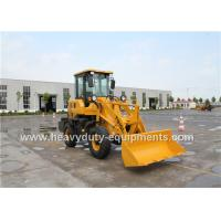 Wholesale T915L Mini Front End Loader With Luxury Cabin 24kw Quanchai Engine from china suppliers