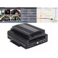Wholesale HD DVR 4CH 720 P 4G Mobile Vehicle DVR GPS Tracking 12V Car CCTV from china suppliers