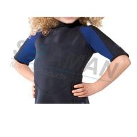 Wholesale Premium Neoprene 2mm Kids Shorty Wetsuit Laminated With Nylon Jersey Double Side from china suppliers