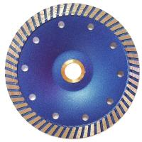 Quality High quality Diamond concave turbo cutting blades for Granite for sale