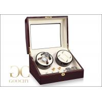 Wholesale Corporate Gifts Watch Storage Case , Automatic Watch Winder Battery Powered from china suppliers