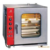Wholesale 18KW Electric Combi Steamer Stainless Steel WR-10-11 For Kitchen , 10-Tray GN 1 from china suppliers