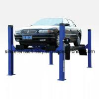 Wholesale Hydraulic Four Post Wheel Alignment Car Lift (4SL3142L/A) from china suppliers