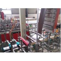 Buy cheap upvc door frame profile wrapping laminating machine Manufacturer china from wholesalers